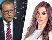 الإعلامية دعاء صلاح والمحامى أشرف عبدالعزيز