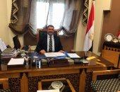 حازم رمضان قنصل مصر فى جده