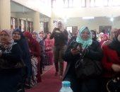 مؤتمر المجلس القومى للمرأة بالشرقية