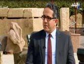 الدكتور خالد العنانى وزير الآثار