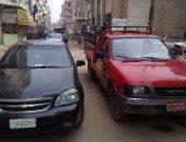 السيارتان المضبوطتان