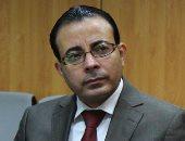 الكاتب الصحفى دندراوى الهوارى رئيس التحرير التنفيذي لجريدة اليوم السابع