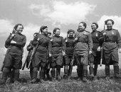نساء فى الجيش عبر التاريخ