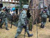 انطلاق مناورات عسكرية فى فنزويلا