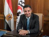 الدكتور شريف فاروق النائب الاول لرئيس مجلس ادارة بنك ناصر الاجتماعى