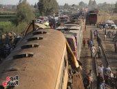 حوادث القطارات - أرشيفية