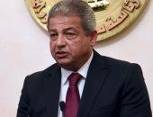 المهندس خالد عبد العزيز وزير الشباب والرياضة