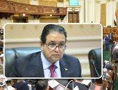 النائب علاء عابد رئيس لجنة حقوق الانسان بمجلس النواب