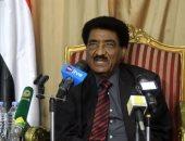 عبد المحمود عبد الحليم سفير السودان بالقاهرة