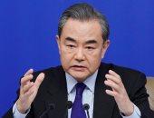 وزير الخارجية الصينى وانى أى