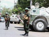 قوات الأمن فى سريلانكا