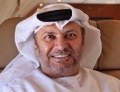 أنور قرقاش وزير الدولة للشؤون الخارجية الإماراتى