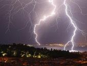 دعاء البرق والرعد والمطر