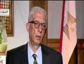 السفير حمدي لوزا مساعد وزير الخارجية لشئون أفريقيا