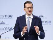 رئيس الوزراء البولندى مماتيوش مورافيتسكى