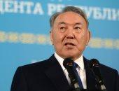 الرئيس الكازاخستانى نور سلطان نزارباييف