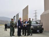الجدار الحدودى