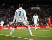 كريستيانو رونالدو سجل 4 أهداف