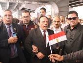 جبالى المراغى رئيس الاتحاد العام لنقابات عمال مصر - أرشيفية