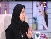 زوجة الشهيد محمد سمير