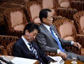 رئيس الوزراء اليابانى، شينزو آبى