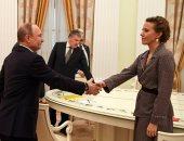 الرئيس الروسى فلاديمير بوتين ومنافسيه بالانتخابات الرئاسية الروسية