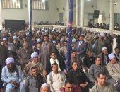 مؤتمر لدعم السيسى بقرية الدناقلة فى سوهاج