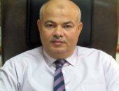 المهندس محمد سعيد رئيس قطاع شبكات بورسعيد