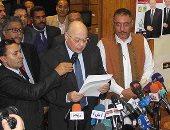 المرشح الرئاسي موسى مصطفى موسى