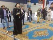 """القس """"فانوس"""" راع كنيسة بياض العرب شرق النيل ببنى سويف"""