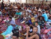 مهاجرين أفارقة فى اليمن