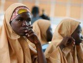 التلميذات النيجيريات المخطوفات لدى بوكوحرام لبلدتهن