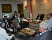 لقاء محافظ جنوب سيناء مع المواطنين