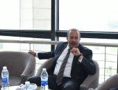 المهندس أحمد طه رئيس تنفيذى مركز تحديث الصناعة