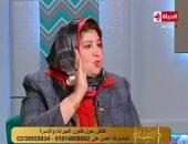 النائبة شادية ثابت عضو لجنة الشئون الصحية
