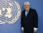 المبعوث الدولى إلى اليمن مارتن جريفيث