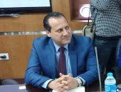 الدكتور صابر سليمان مساعد وزيرة الهجرة لشئون التطوير المؤسسي