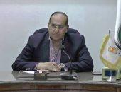 الدكتور ايمن عبد المنعم محافظ سوهاج