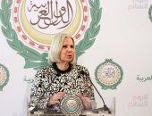 السفيرة هيفاء أبو غزالة الأمين العام المساعد رئيس قطاع الشؤون الاجتماعية بالجامعة العربية