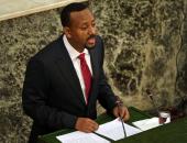 رئيس الوزراء الإثيوبى أبى أحمد