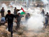 اشتباكات فى فلسطين