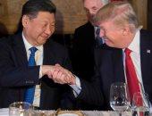 الرئيس الأمريكى - دونالد ترامب ونظيره شي جين بينج