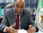 المستشار حسين عبده خليل رئيس هيئة قضايا الدولة-أرشيفية