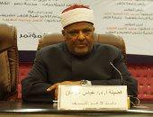 الدكتور عباس شومان وكيل الأزهر الشريف