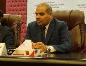 الدكتور محمد حسين المحرصاوى رئيس جامعة الأزهر - أرشيفية