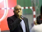 العامرى فاروق نائب رئيس النادى الأهلى