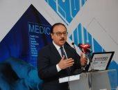 المهندس ياسر القاضى وزير الاتصالات وتكنولوجيا المعلومات