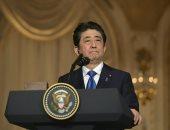 رئيس الوزراء اليابانى شينزو آبي