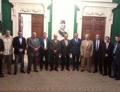 عمرو موسى يزور حزب الوفد