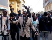 مظاهرات فى السنغال